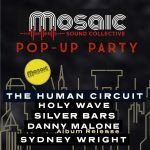 Mosaic Sound Collective Pop-Up on Thursday, Feb. 13 at Mohawk