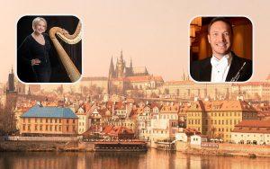 "Austin Chamber Ensemble presents ""Harp and Oboe:..."
