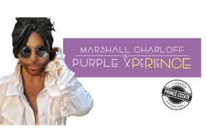 Marshall Charloff's Purple Xperience Live in Conce...