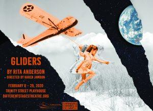 Gliders by Rita Anderson