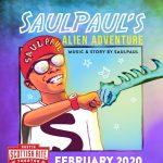 SaulPaul's Alien Adventure