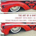 The Art of a Vintage Ride: Gallery Opening