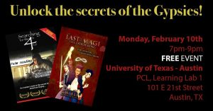 """Free Screening of G.S. Eli's """"Searching for the 4th Nail"""""""