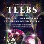 Afternoon Sound Session: Teebs