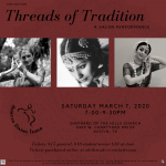 Threads of Tradition: A Salon Performance