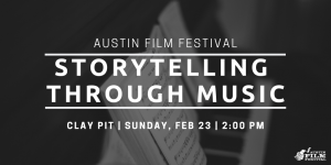 Conversations in Film: Storytelling through Music
