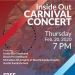 Inside Out Steelband's 2020 Carnival Concert