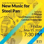 Inside Out Steelband presents New Music for Steel Pan