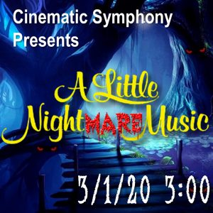 A Little Night(mare) Music – Free Symphony Concert