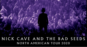 CANCELED: Nick Cave and The Bad Seeds