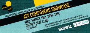 SXSW official ATX Composers showcase