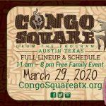 Congo Square ATX 2020