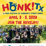 HONK!TX 2020 Festival of Community Street Bands