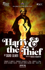 Harry and the Thief - by Sigrid Glimer