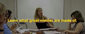 Screenwriters' Master Class at The Screenplay Wo...