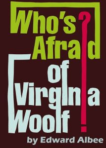 Auditions - Who's Afraid of Virginia Woolf?