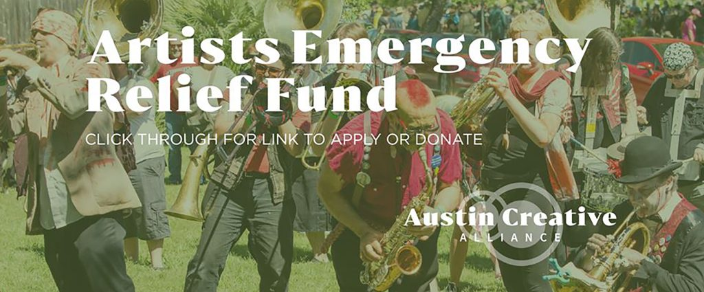 Artist Emergency Relief Fund