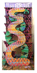 Color Ways, Pattern Escape