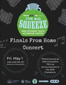 Big Squeeze 2020 Finals From-Home Concert
