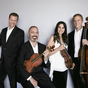 Pacifica Quartet - Austin Chamber Music Festival