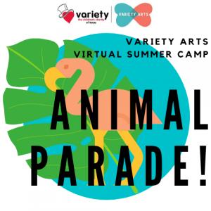 ANIMAL PARADE: Virtual Performance Camp