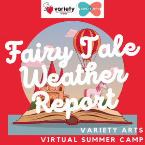 FAIRY TALE WEATHER REPORT: Virtual Performance Cam...