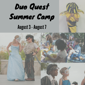 Penfold Theatre present Duo Quest Summer Camp
