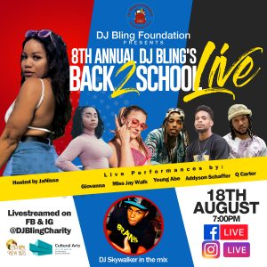 DJ Bling's Back 2 School