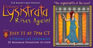 Lysistrata Rises Again!