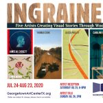 Ingrained at The Georgetown Art Center