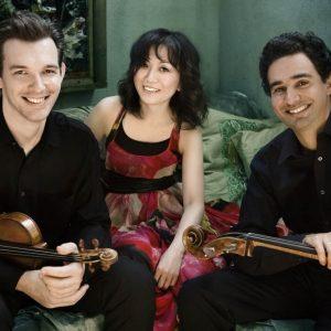 Horszowski Trio - Austin Chamber Music Festival