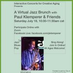 Jazz Brunch Online