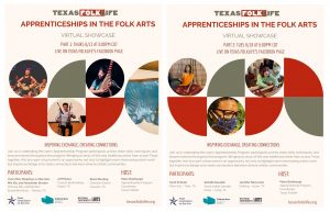 Apprenticeships in the Folk Arts Virtual Showcase