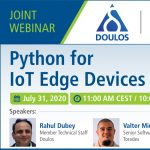 Webinar: Python for IoT Edge Devices