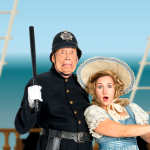 #DiscoverGSA Pirates of Penzance online