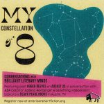 My Constellation of 8: Conversations with Brilliant Literary Minds, featuring Roger Reeves