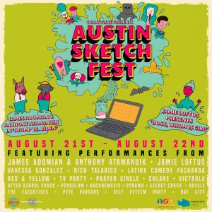 11th Annual Austin SketchFest