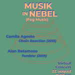 Musik in Nebel (22 aug): Camila Agosto / Alan Retamozo