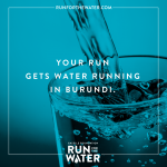 Global Run For The Water