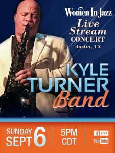 Kyle Turner Band Live Stream Concert