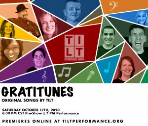 TILT Performance Group Presents GRATITUNES