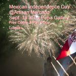 MexicanIndependenceDay@ArtisanMercado