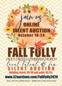 Fall Folly