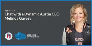 Chat with a Dynamic Austin CEO - Melinda Garvey, founder, Austin Woman Magazine