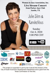 Julie Slim & RendezVous Live Stream Concert