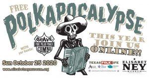 Polkapocalypse 2020! (Online!)