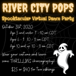 Spooktacular Virtual Dance Party