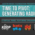 Time to Pivot: Generating Radio Interest