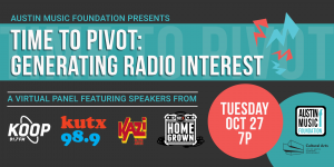Time to Pivot: Generating Radio Interest