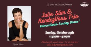 Julie Slim & RendezVous Trio